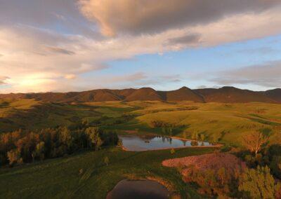 Beaver Creek Ranch Sunrise