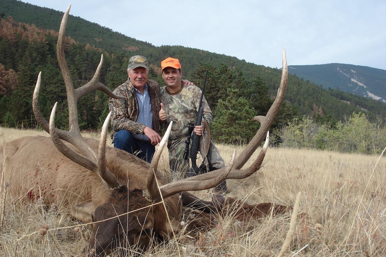 Elk Huntin' on ?