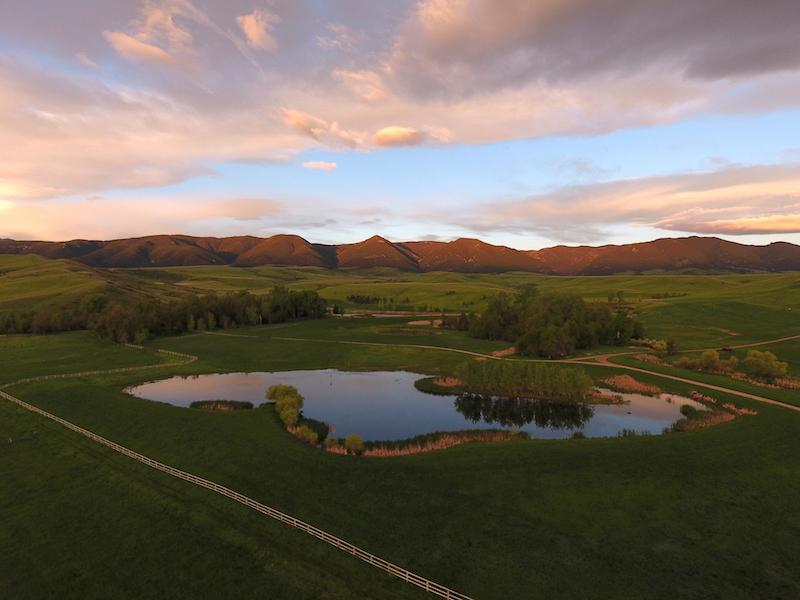 Beaver Creek Ranch Morning