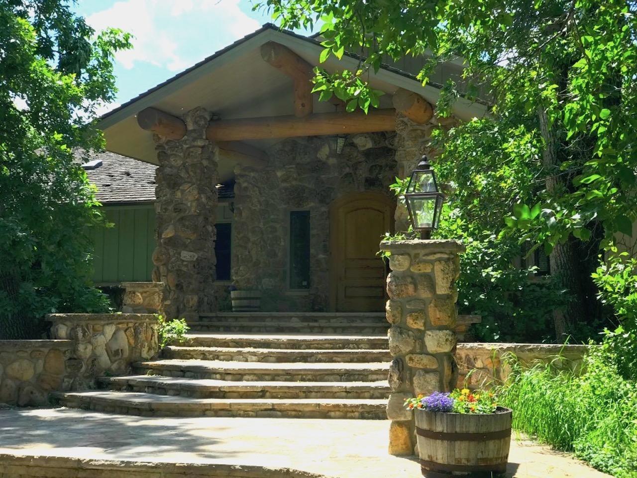 Main Home Entrance
