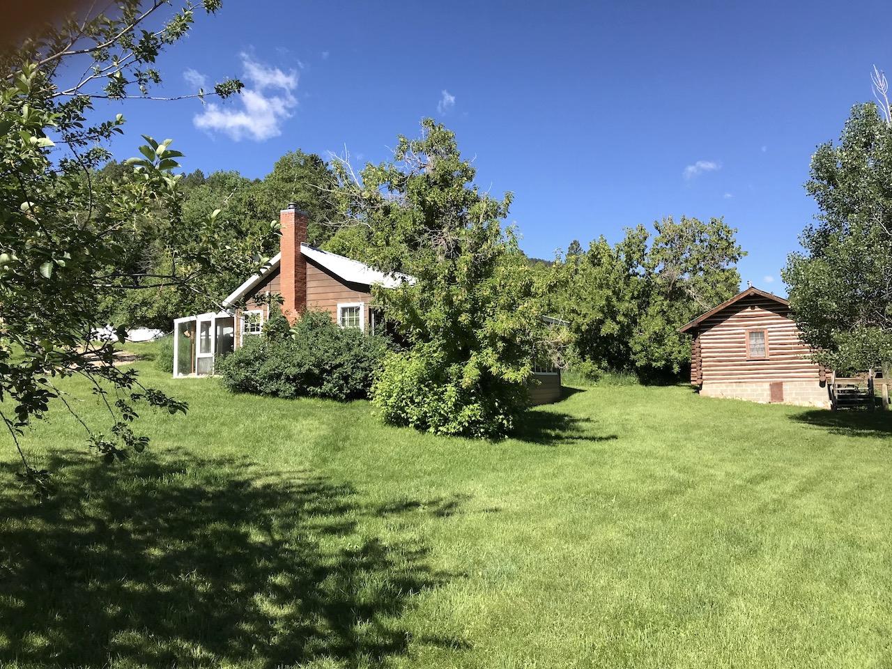 Home & Original Guest Cabin