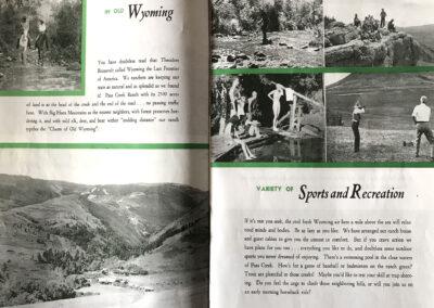 Vintage Brochure