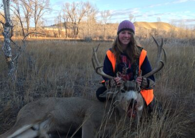 Greybull River Ranchette Mule Deer
