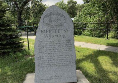 Meeteetse, WY