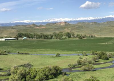 Wyoming and Montana ranches for sale