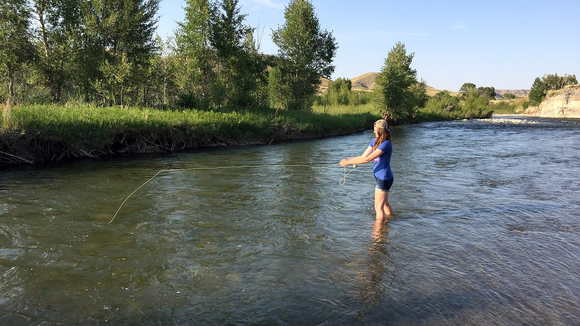 Greybull River Wyoming Ranch for Sale