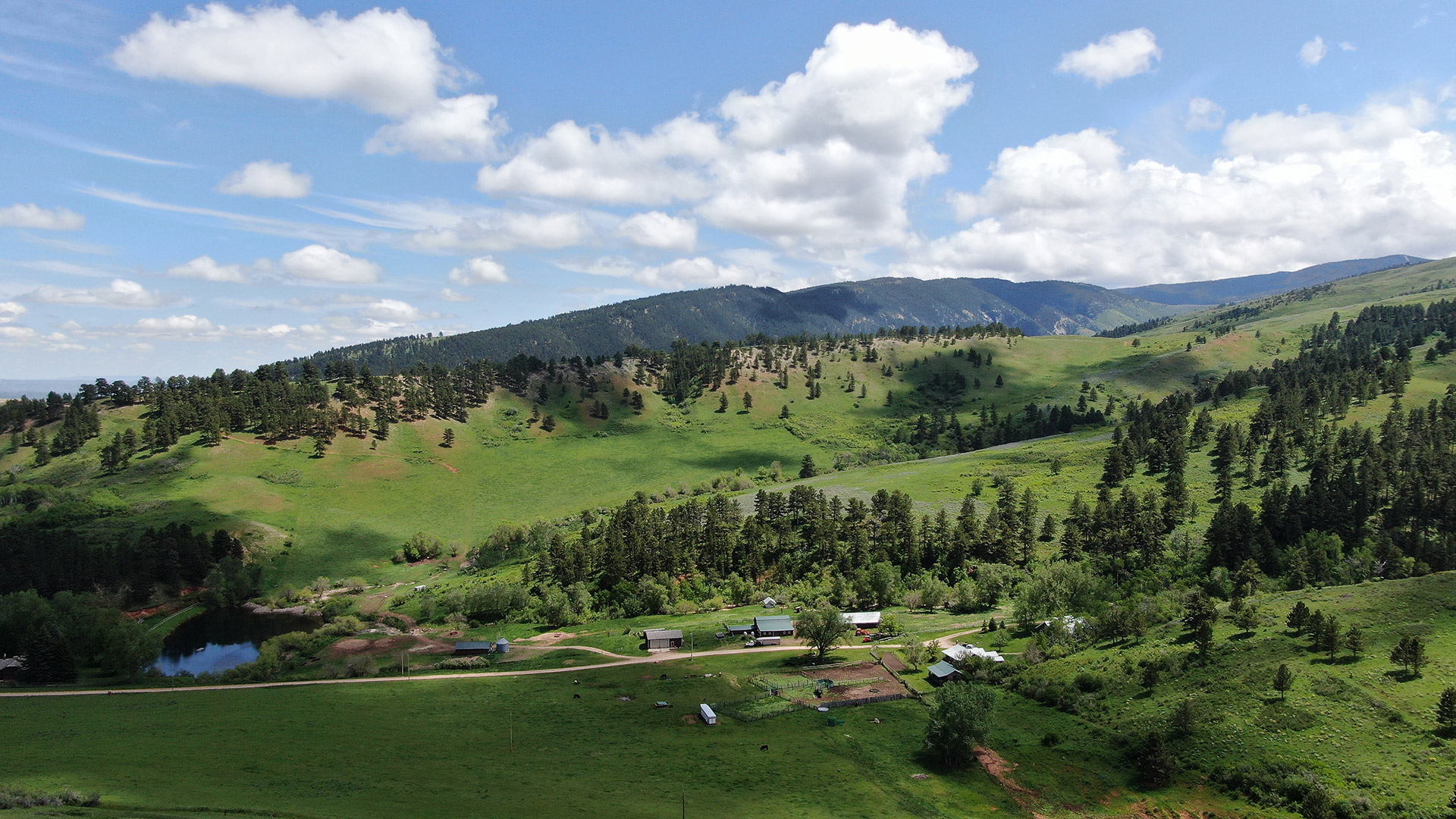 Pass Creek Wyoming Ranch for Sale