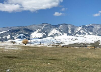 Wyoming and Montana land for sale