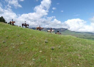 wyoming montana ranches