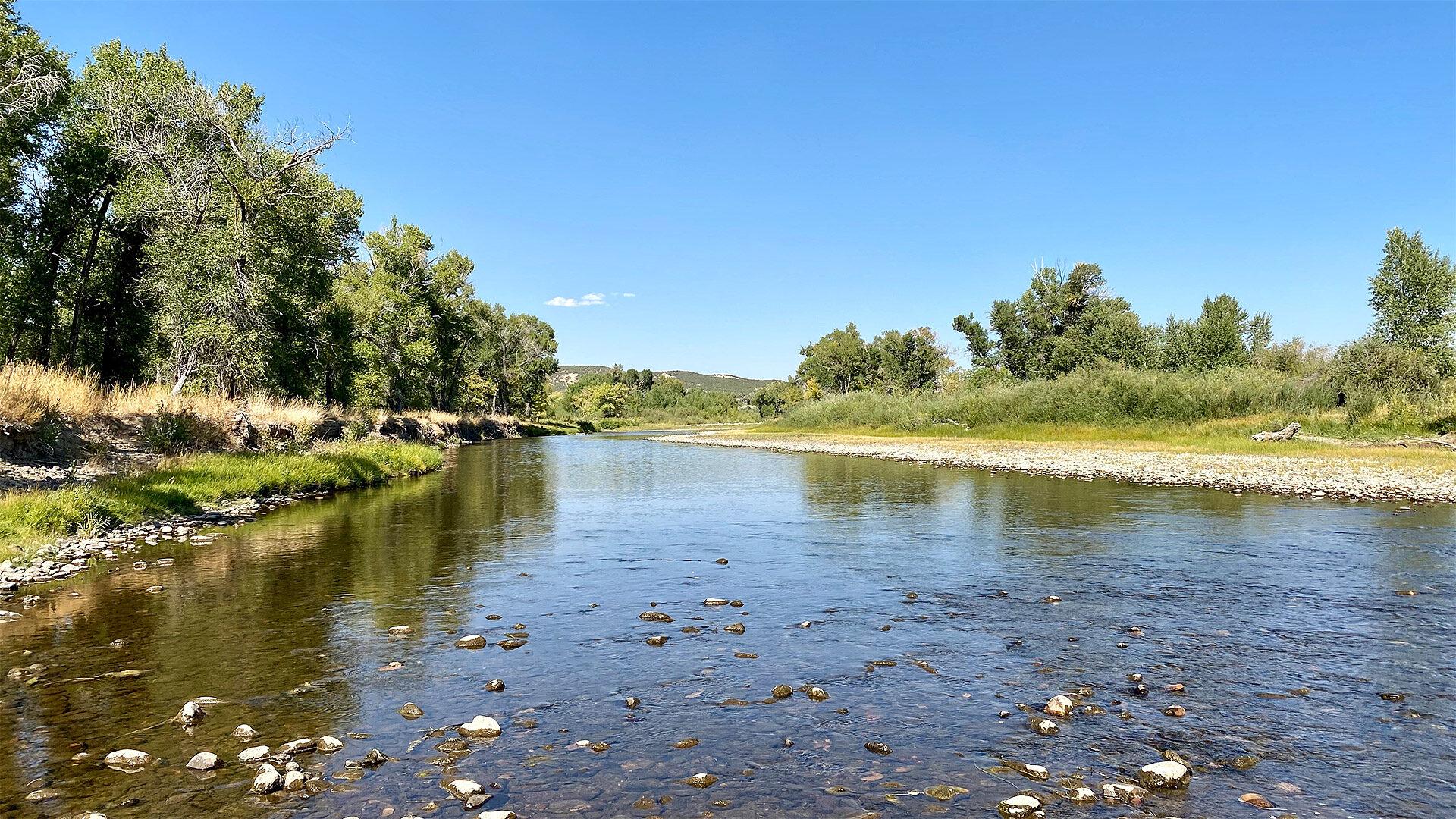 Little Snake River Ranchette