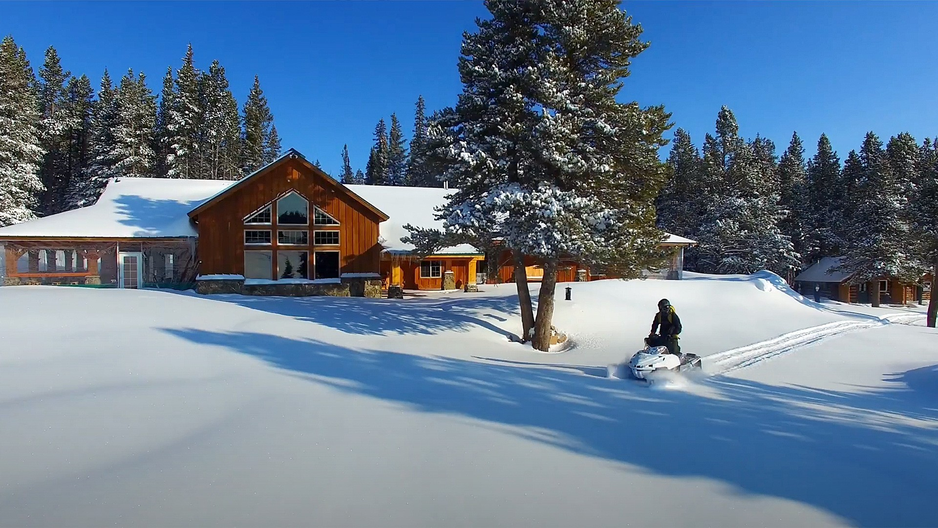 Wyoming High Country Lodge for sale