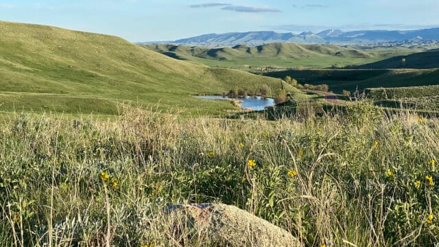 South Lodge Trail Land